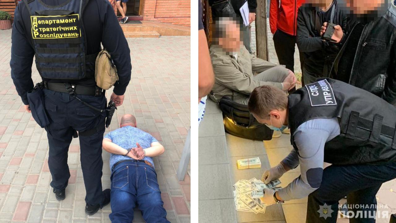 В Одессе разоблачили «сетку» по подкупу избирателей и задержали главу избиркома «фото»