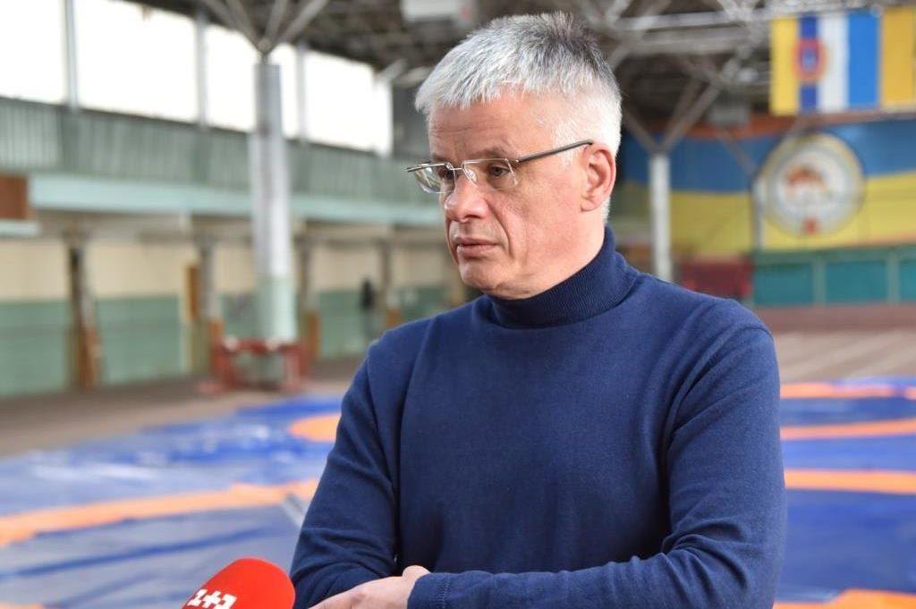 «Олимпиец» не пригоден для приема больных COVID-19″, — партия «За Майбутнє» (фото) «фото»