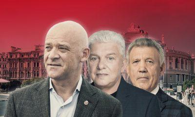 Анализ одесской политической рекламы претендентов на пост мэра «фото»