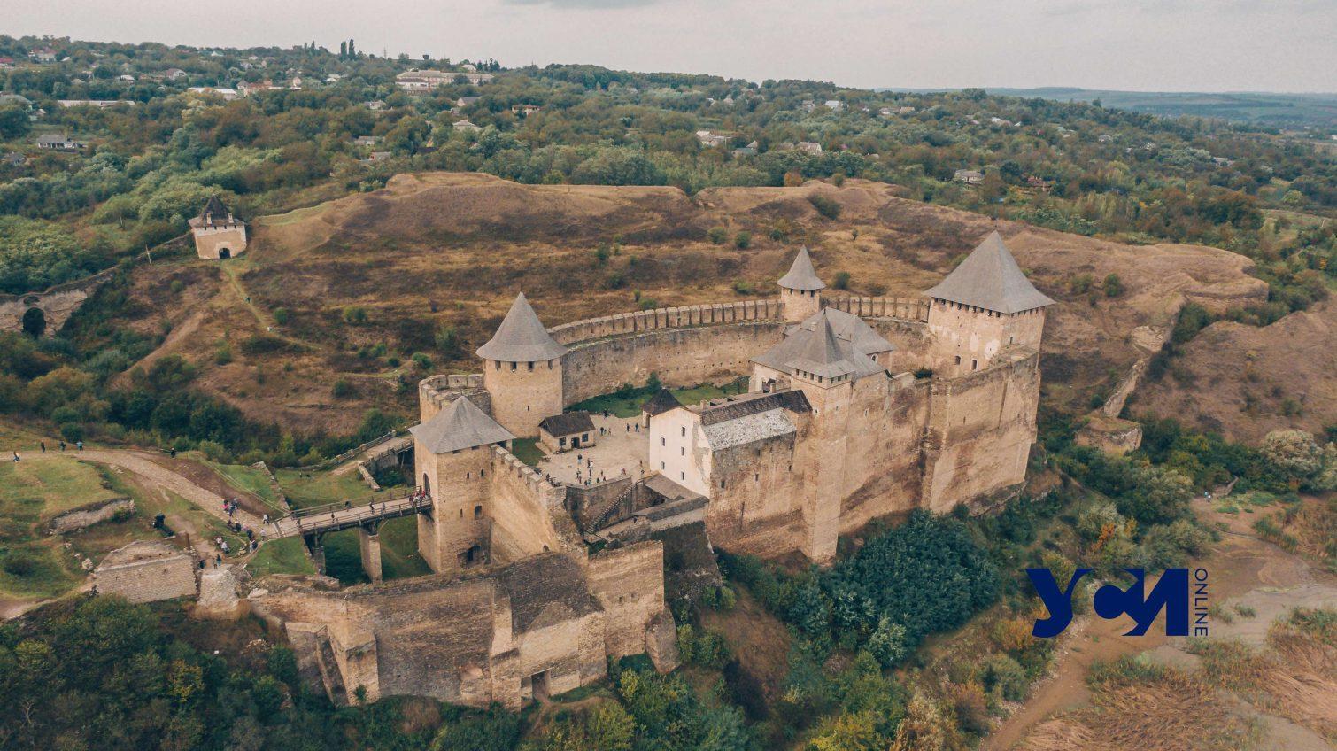 Украина в деталях: одно из семи чудес страны – Хотинская крепость (часть 2) «фото»
