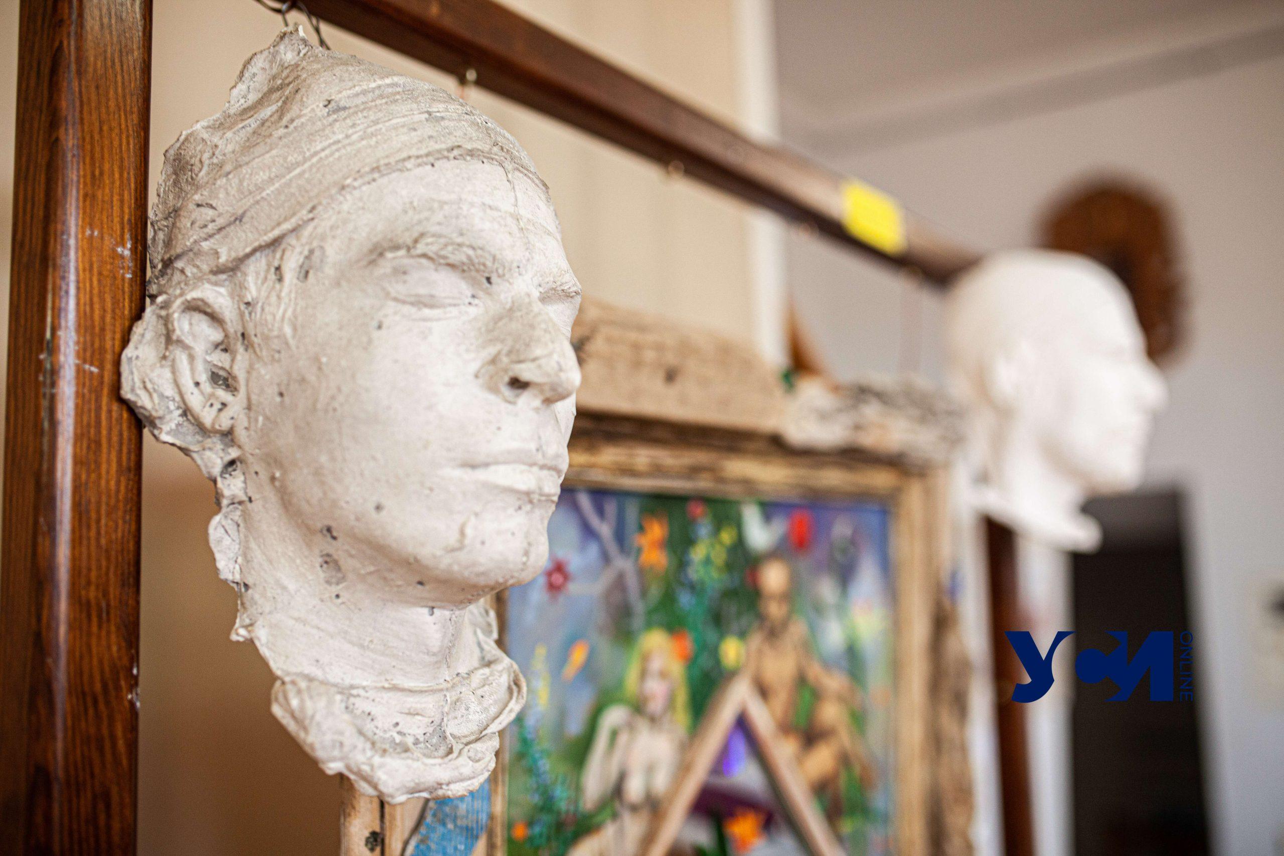 «Целенаправленный расчет»: в Одессе открылась выставка Евгения Голубенко (фоторепортаж) «фото»