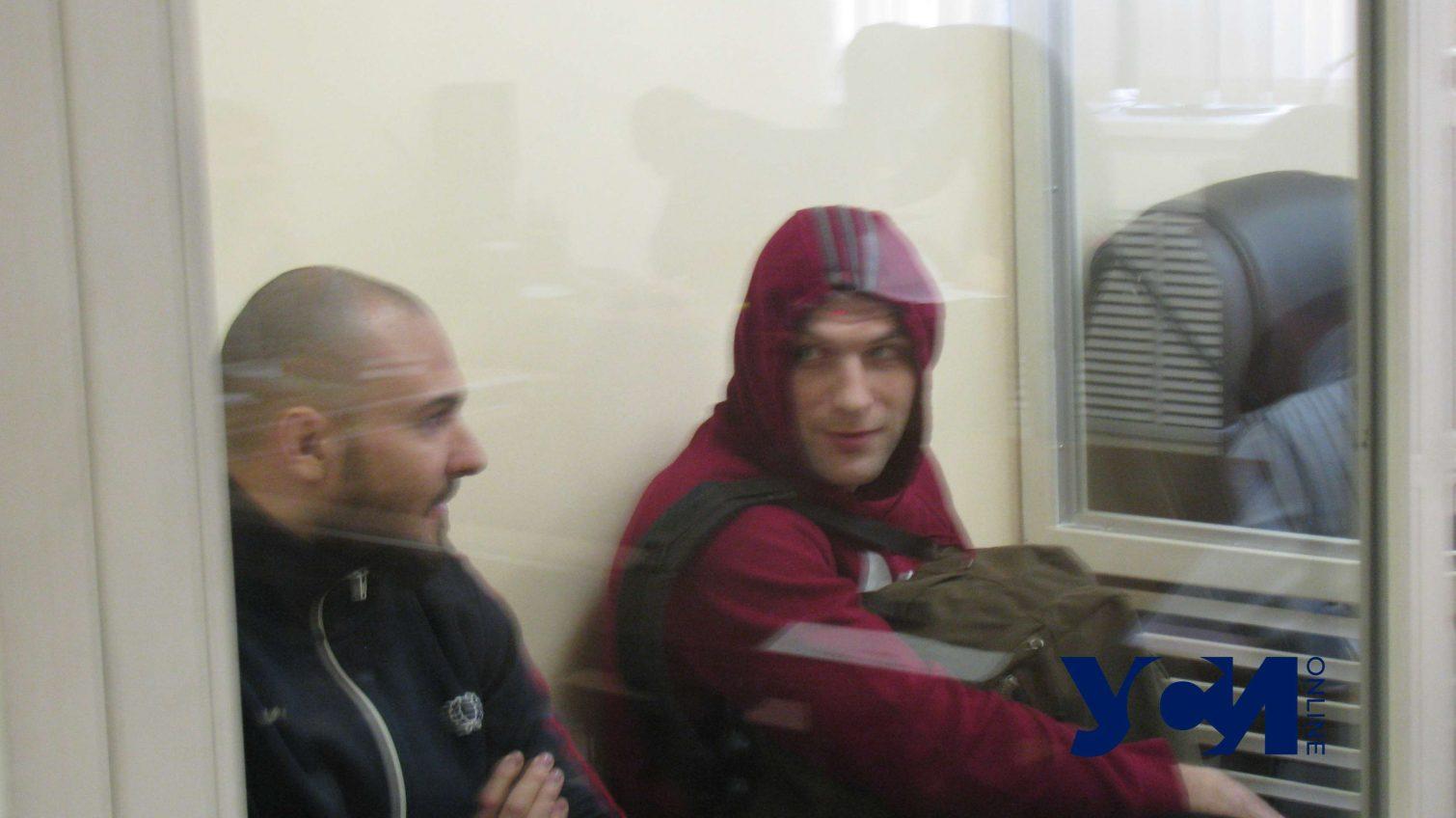 Обвиняемые в покушении на активиста Устименко проведут в СИЗО еще месяц (фото) «фото»