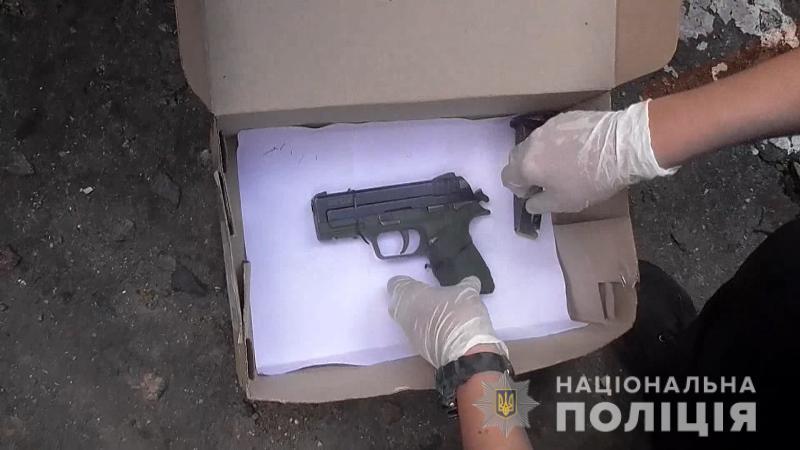 Отобрали автомобиль и требовали выкуп: в Одесской области задержали разбойников (фото, видео) «фото»
