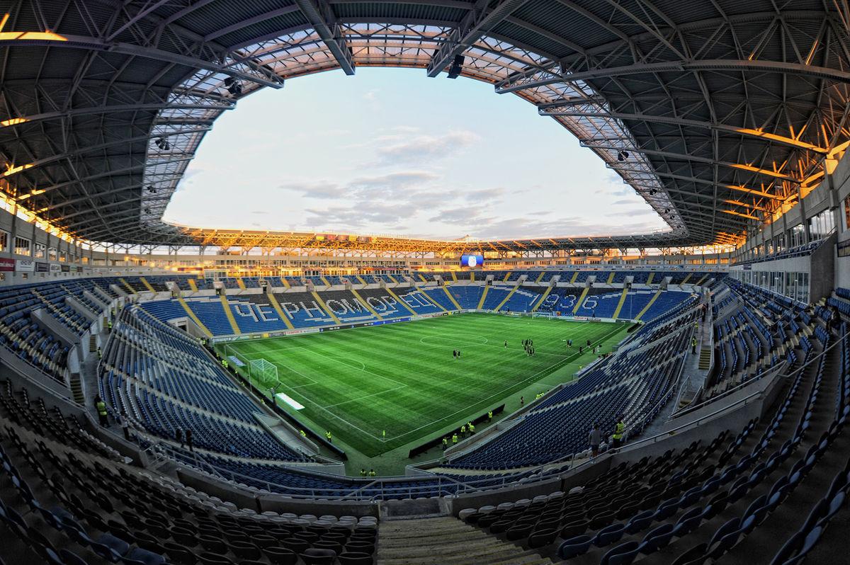 Почему в Одессе не будет сильного футбольного клуба «фото»