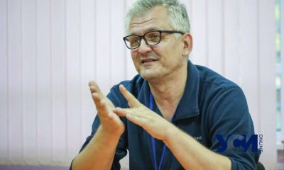 Лучший учитель Украины из Одессы удостоился сертификата нацпремии 📷 «фото»