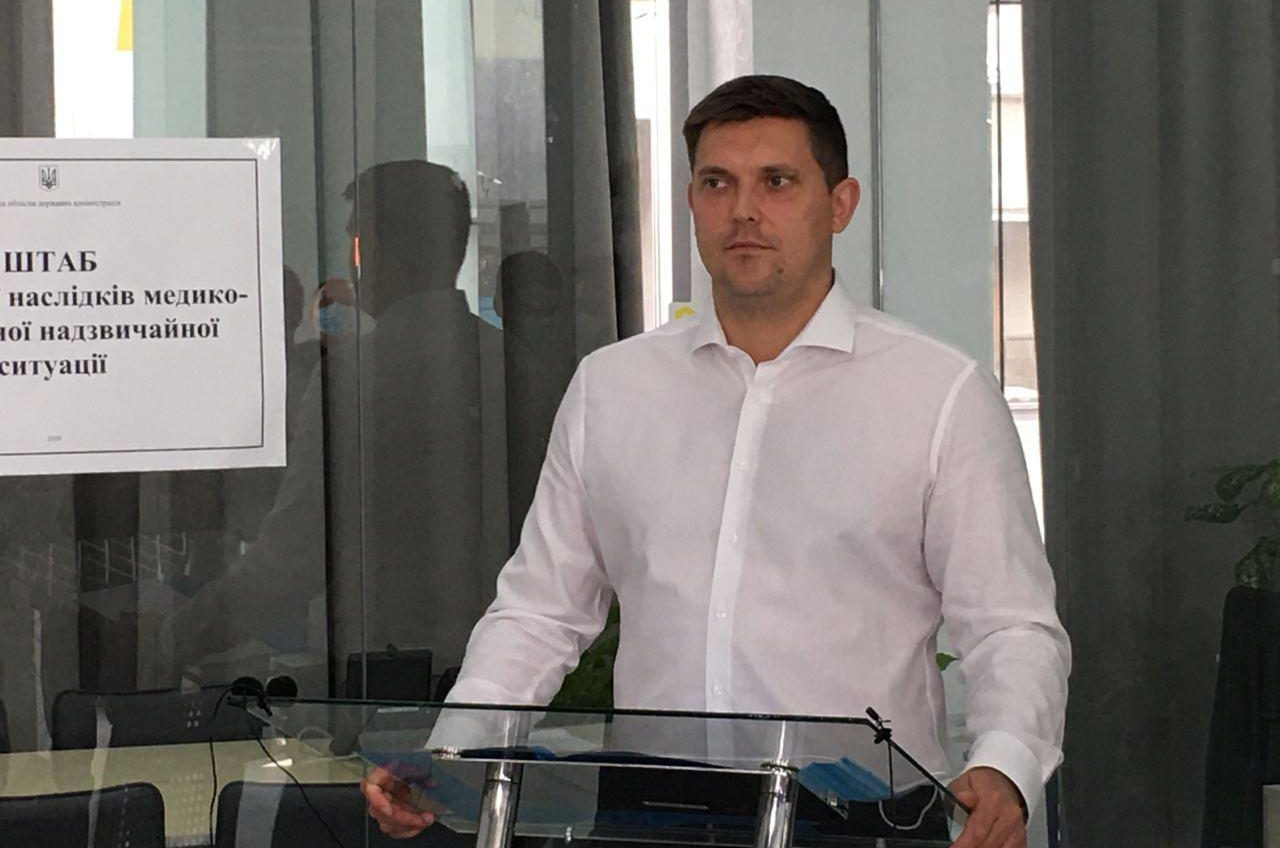 COVID-19: руководство Одесской ОГА проводит брифинг об эпидемической ситуации в области (трансляция) «фото»