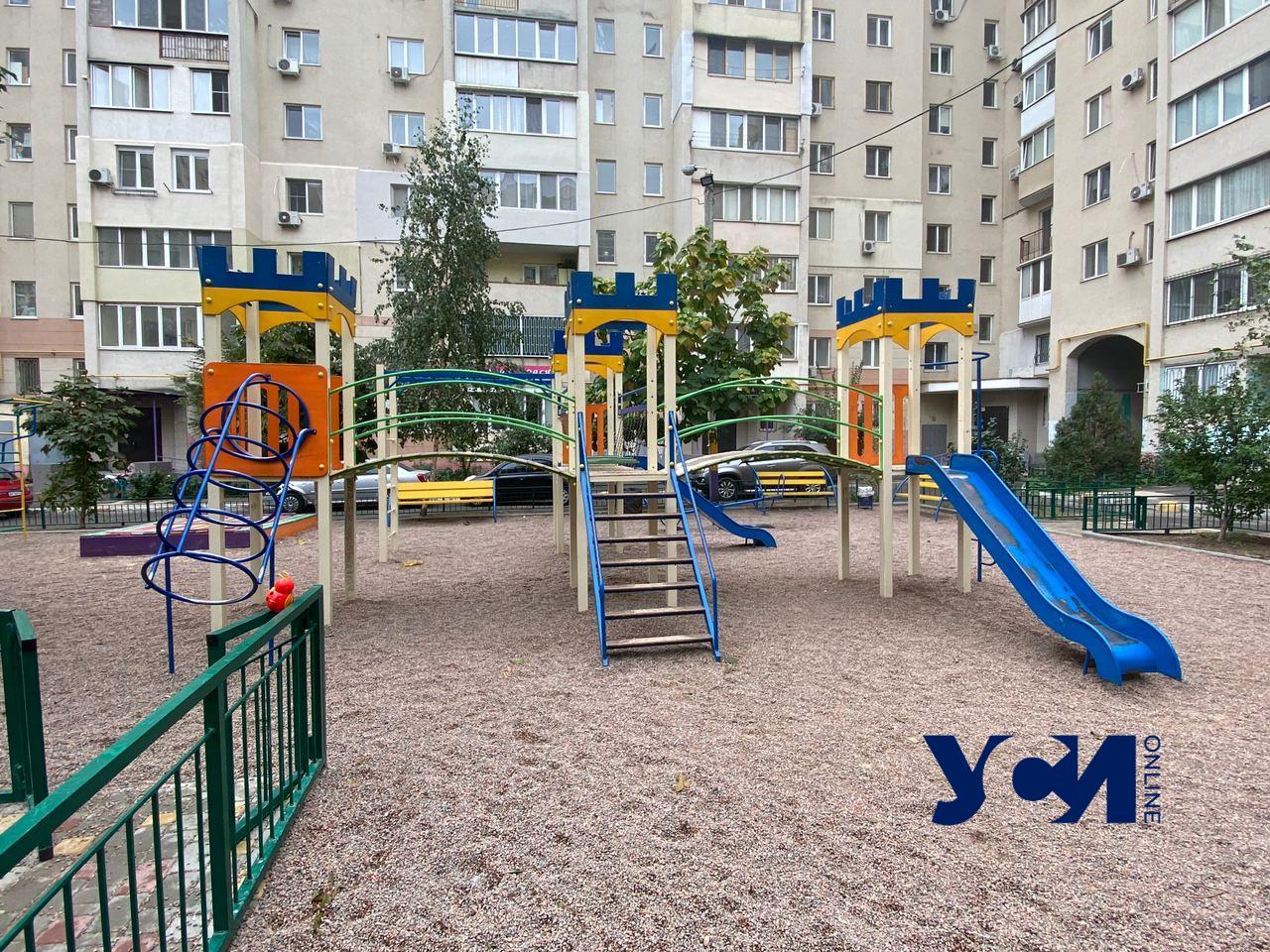 Остатки прошлых выборов: как сегодня выглядят детские площадки и спортивные турники, установленные в 2015-м «фото»