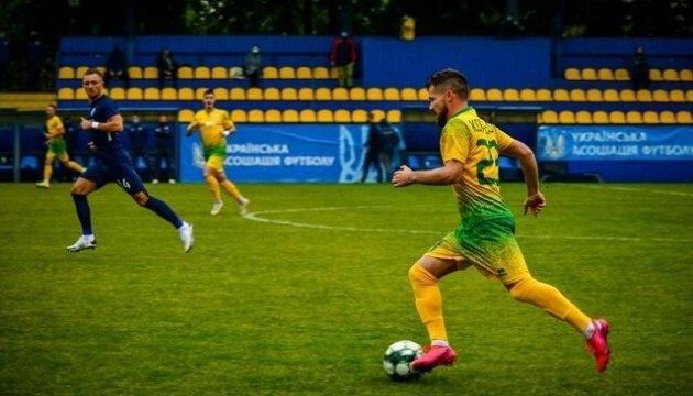 Одесский «Черноморец» играл на выезде против житомирского «Полесья» «фото»
