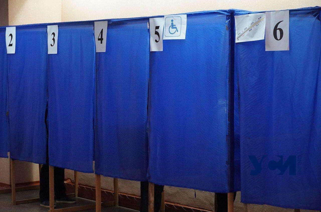 Более половины избирательных участков уже подсчитали голоса жителей Одесской области «фото»