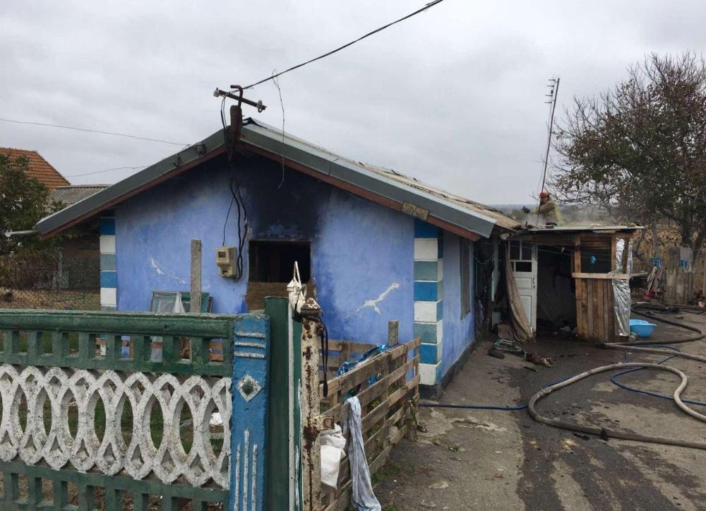 Два малыша погибли во время пожара в Одесской области (фото) «фото»