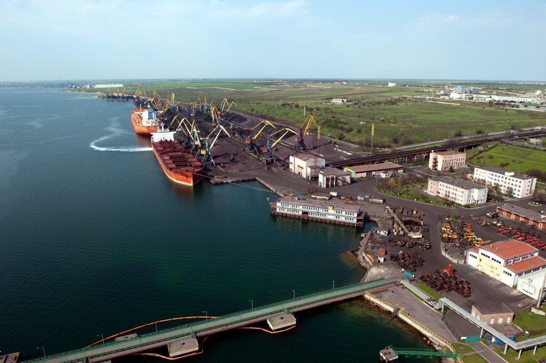 В Киеве арестовали замдиректора порта «Южный» «фото»