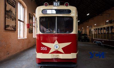 Ретро-трамваи, снегоочистители и автокраны: интересные экспонаты из музея электротранспорта Одессы (фоторепортаж) «фото»