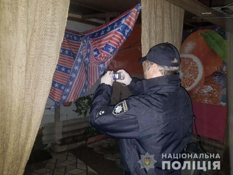 Полицейские задержали подозреваемого в убийстве супругов из Шабо (фото, видео) «фото»