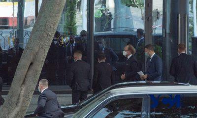 В Одессе президент Украины и президент Польши посетили экономический форум (фото) «фото»