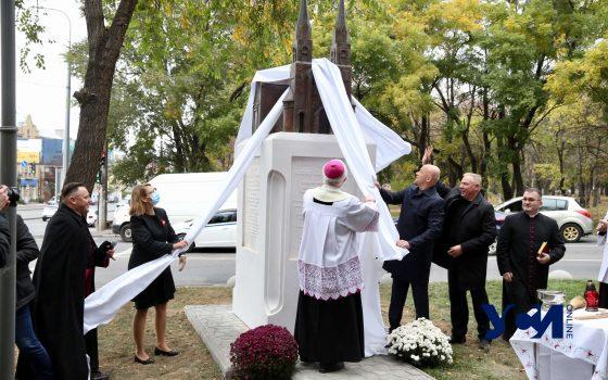 В Одессе открыли памятный знак репрессированным священникам (фото) «фото»