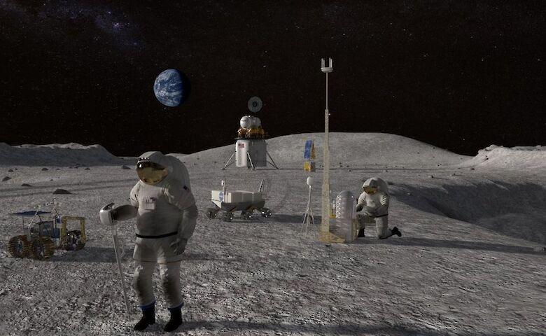 Украина присоединилась к NASA для исследования Марса и Луны «фото»