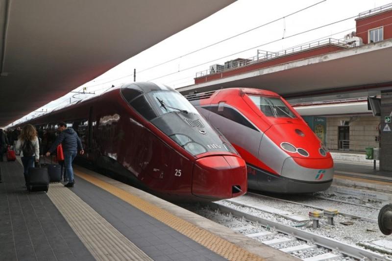 В Украине может появиться высокоскоростная железная дорога Одесса-Киев-Львов «фото»