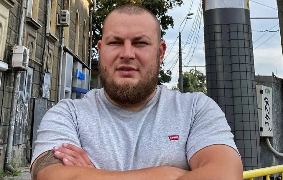 Одесский активист уезжает в Киев: он боится за себя и семью «фото»