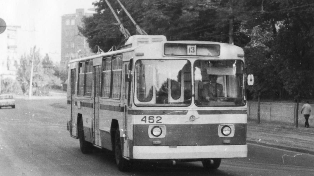 Из-за пандемии юбилей одесского троллейбуса перенесли (фото) «фото»