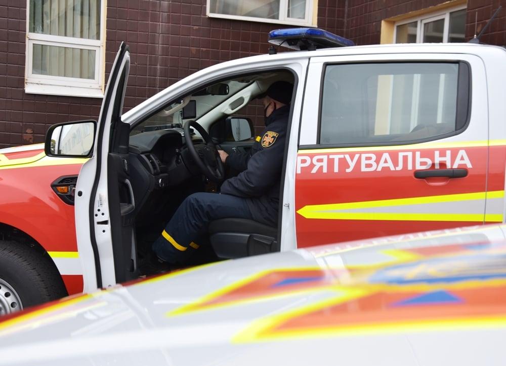 Одесские спасатели получили новую спецтехнику (фото) «фото»