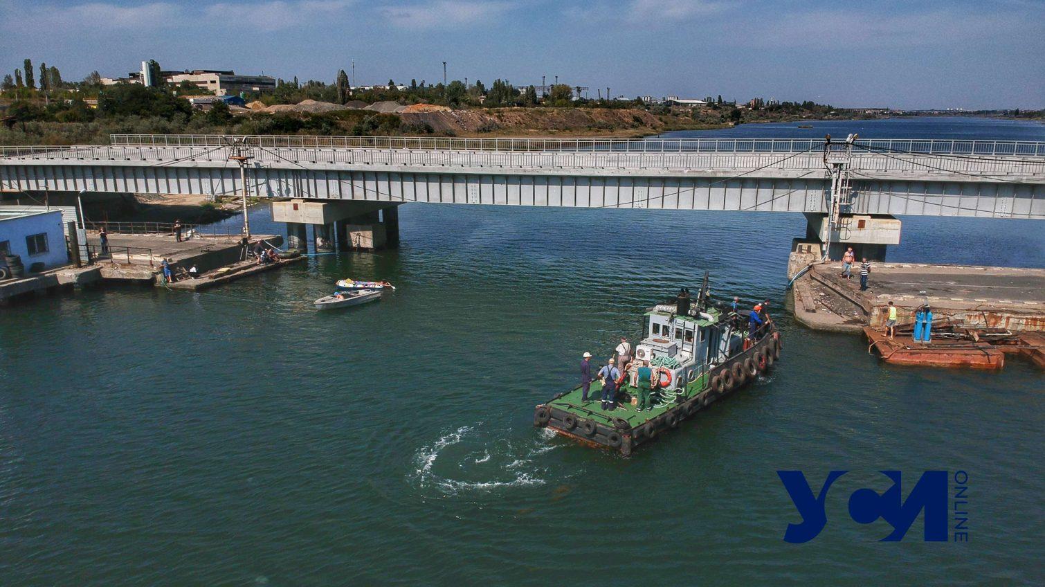 Переправу под Черноморском ждет очередной ремонт Обновлено «фото»