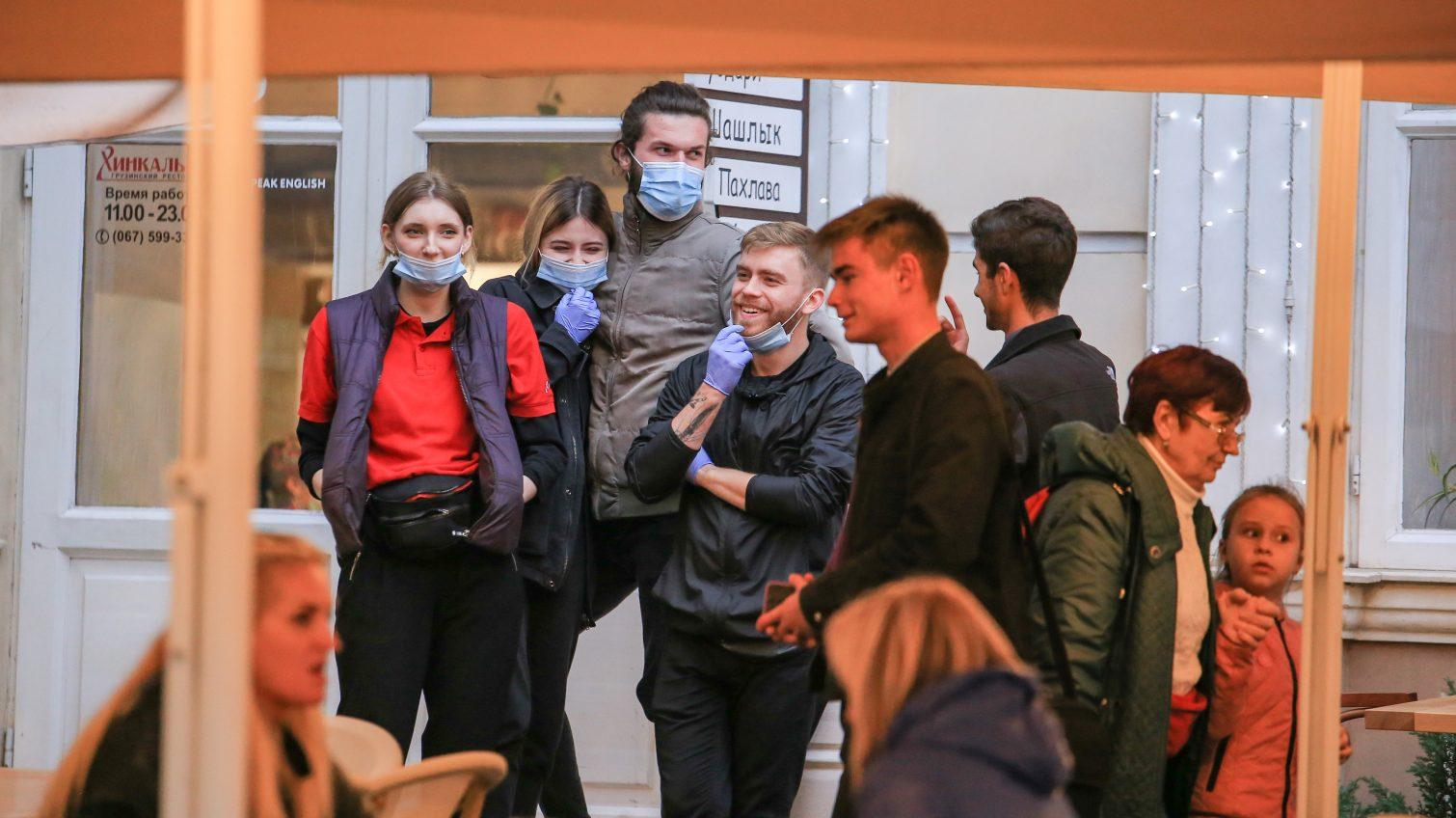 Одесская область — вторая в Украине по количеству «карантинных» штрафов «фото»