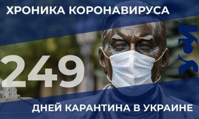 На 249-й день карантина Одесская область снова в лидерах «фото»