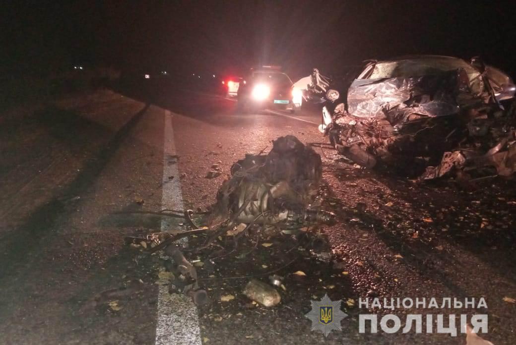 Полиция расследует два ДТП в Одесской области: есть погибшие «фото»