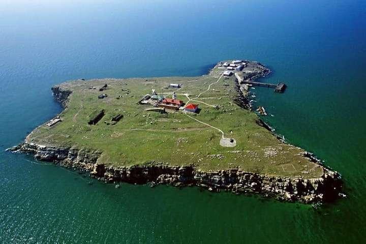 На острове Змеиный построят радиостанцию за 68 миллионов «фото»