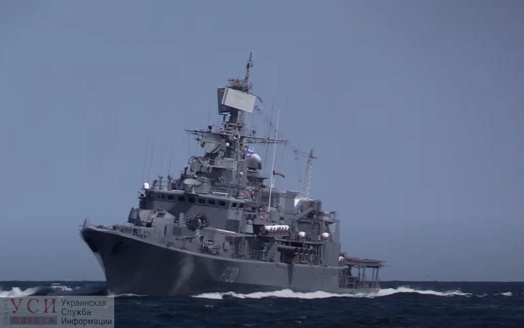 Военные корабли из Одессы присоединятся к операции НАТО «фото»