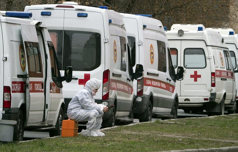 Одесские больницы опять не принимают больных с COVID «фото»