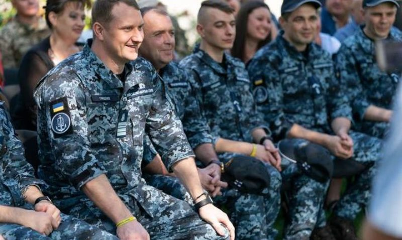 В РФ до сих пор не закрыли дело против освобожденных из плена украинских моряков «фото»