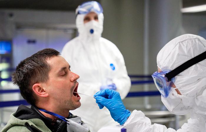 В одесскую инфекционку ежедневно поступают до 40 пациентов с подозрением на COVID-19 «фото»