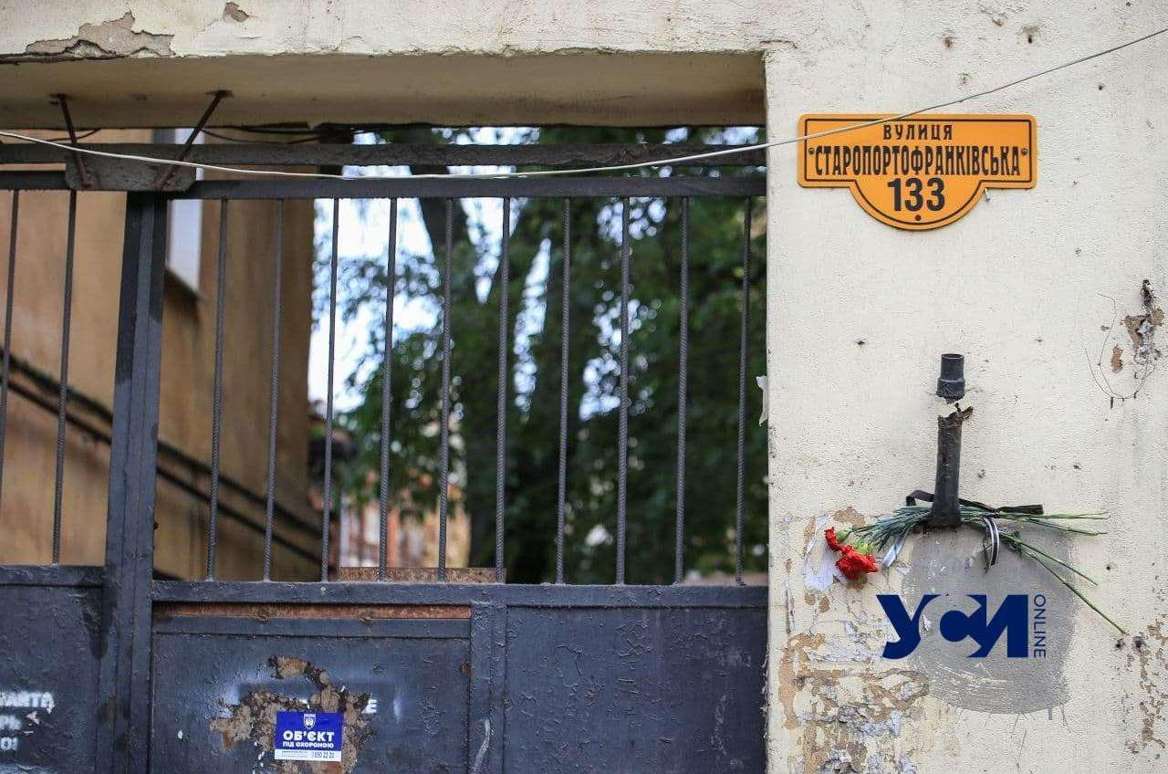 Двор Жванецкого: как выглядит место, где жил писатель (фото) «фото»