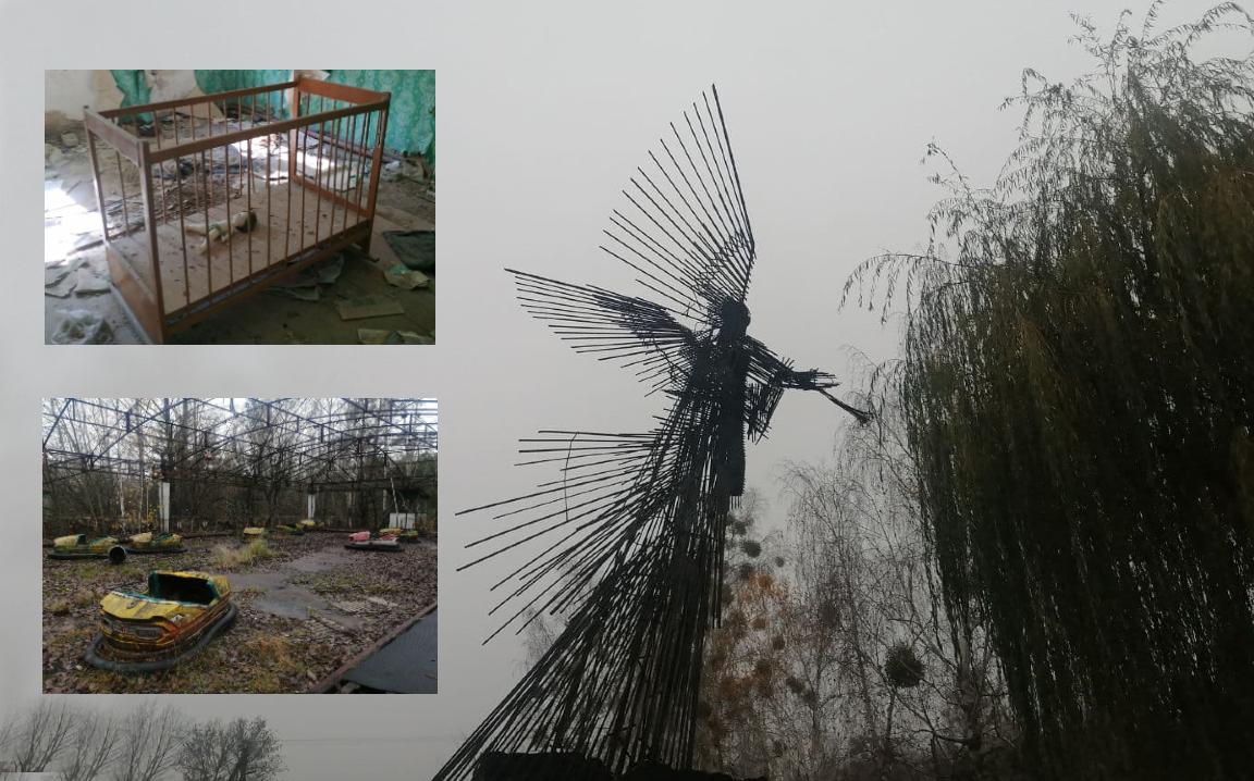 Путешествие в прошлое: как попасть в Чернобыль (фото) «фото»