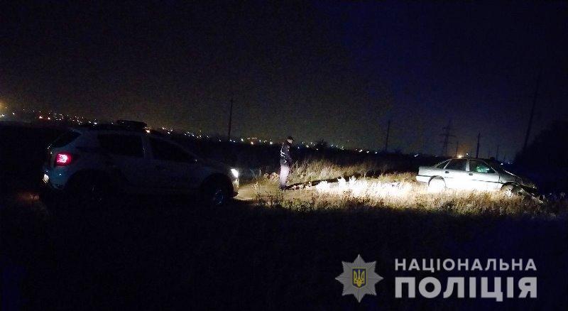 Смертельное ДТП под Одессой: погиб водитель «фото»