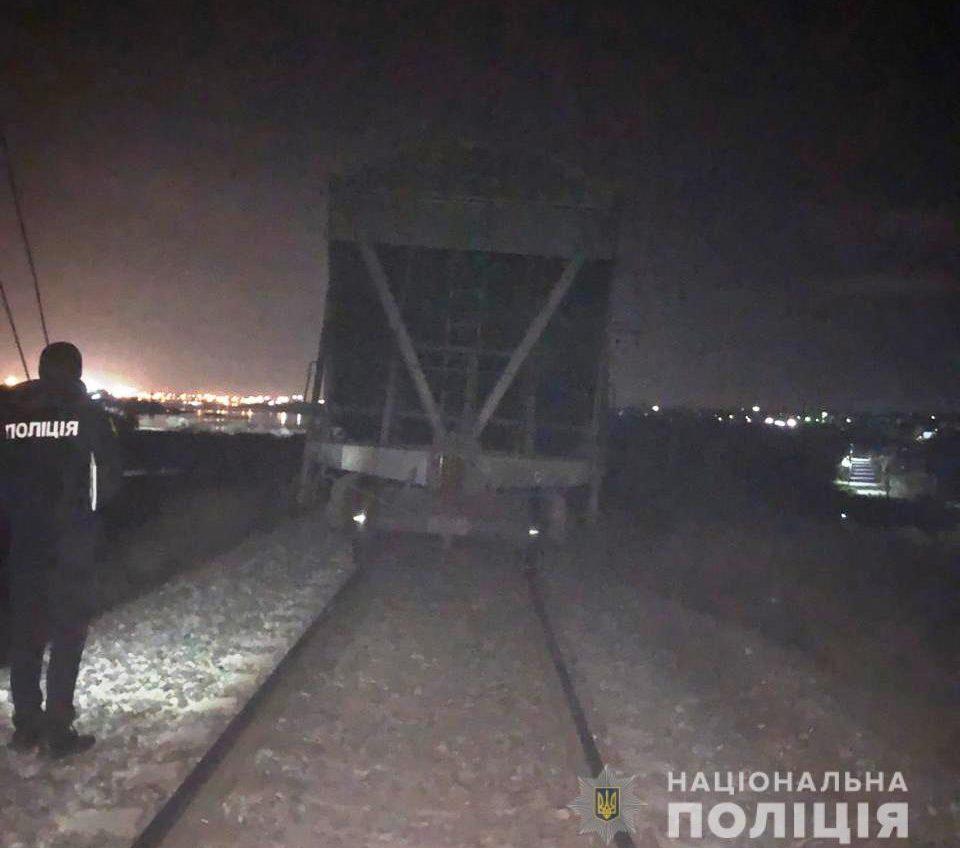 В Одесской области мужчина попал под поезд (фото) «фото»