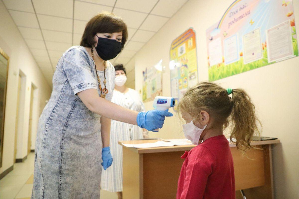 В Одессе закрыт детский сад: заболели более 20% детей «фото»