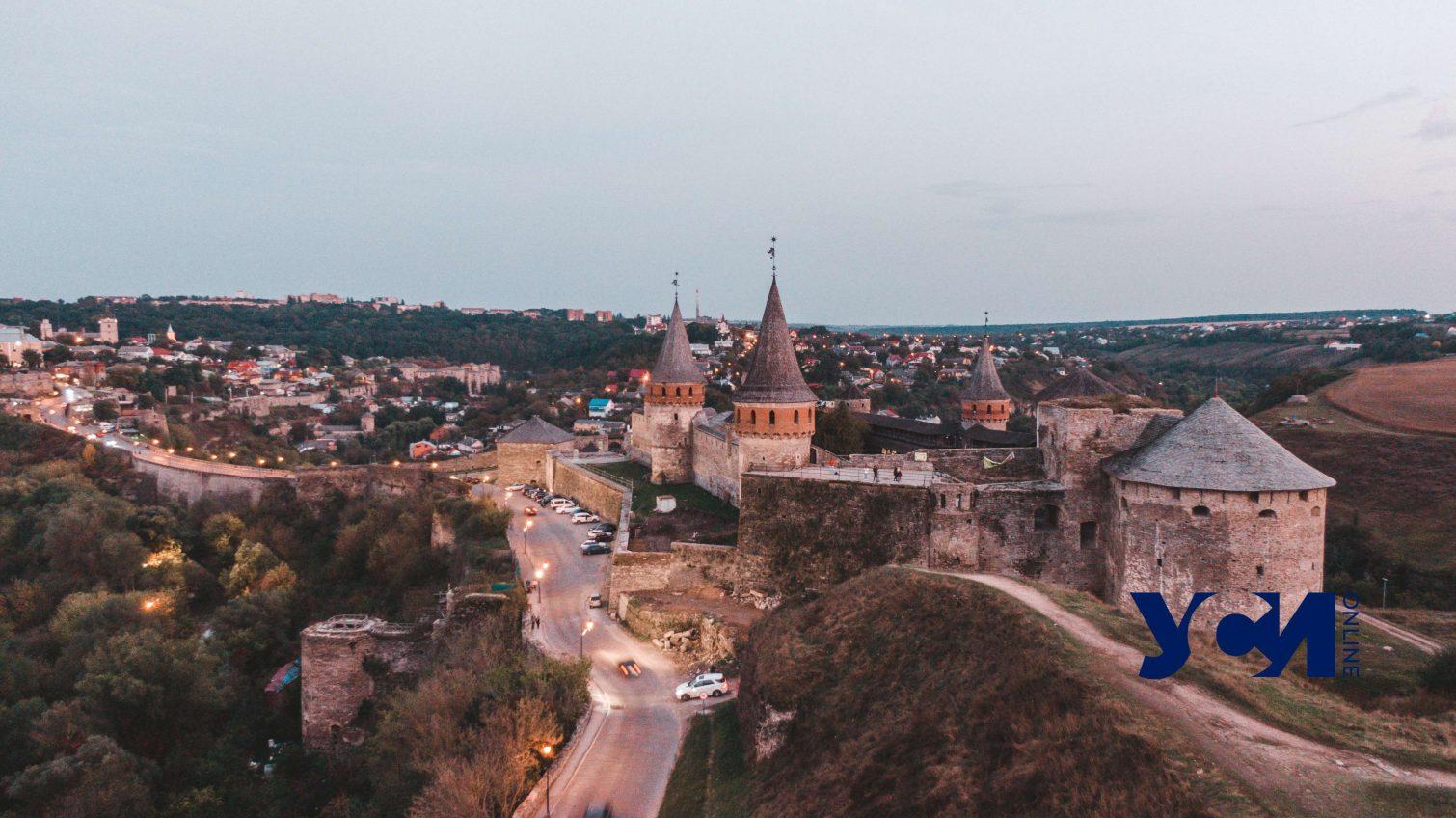 Украина в деталях: средневековый замок в Каменец-Подольске (фото, видео) «фото»