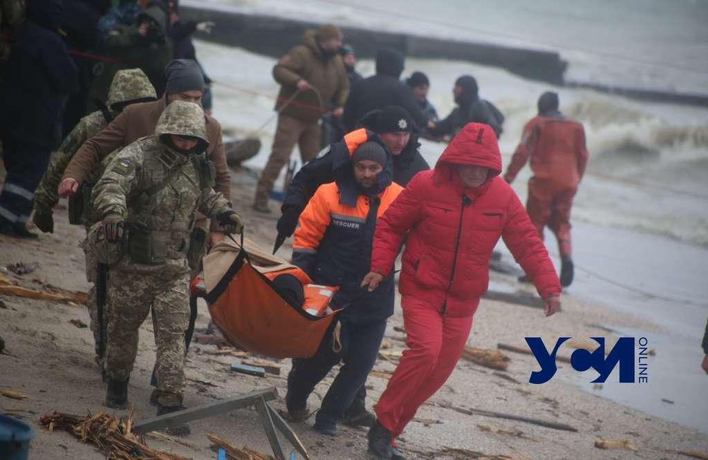 «Спасенные жизни — уже большая награда»: одесские водолазы про аварию с Delfi «фото»