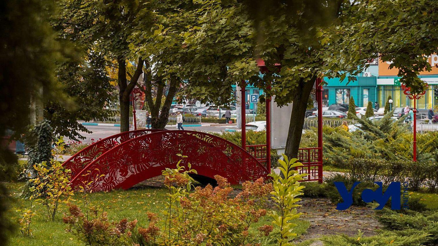 Чем удивляет осенний Китайский сад в Южном  (фото) «фото»