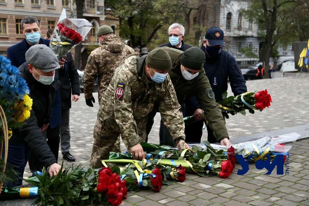 В Одессе почтили память погибших во время событий Революции Достоинства (фото) «фото»