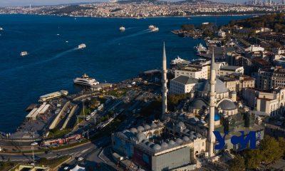 Путешествие в Стамбул во время карантина: что у соседей через море (фото) «фото»