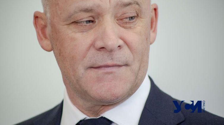 Труханов побеждает на выборах мэра Одессы «фото»