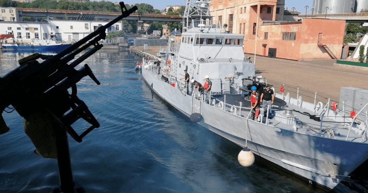 Следующие «Айленды» для ВМС Украины будут поступать с вооружением от США (фото) «фото»