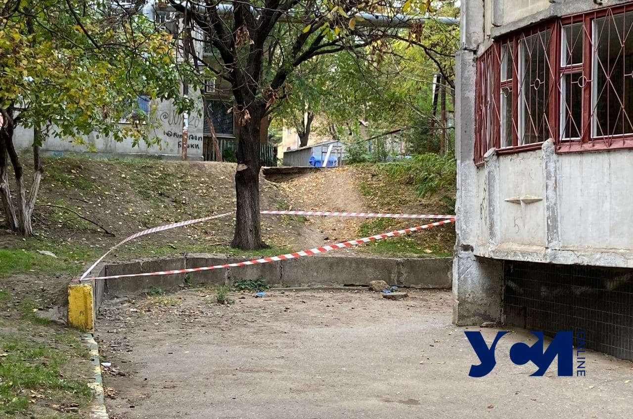 В Одессе мужчина выпрыгнул с 10-го этажа «фото»