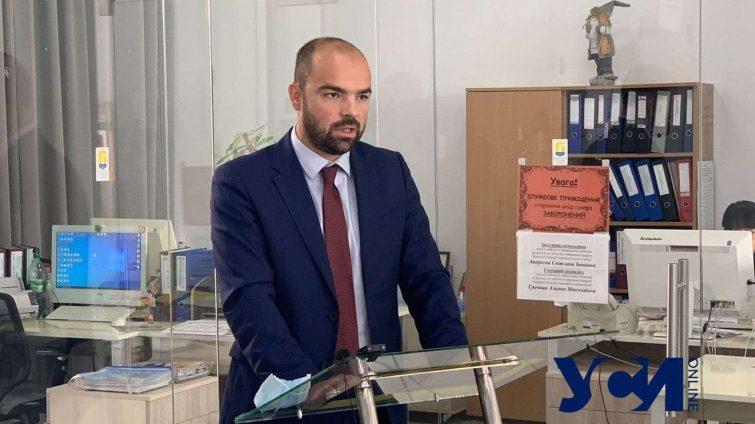 Исполнять обязанности главы Одесской ОГА будет Вячеслав Овечкин «фото»