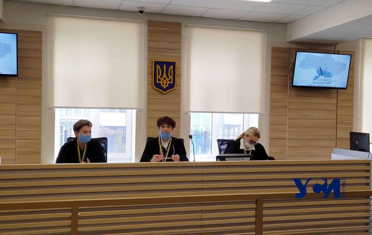 Одесситы пытаются в суде отстоять запрет застройки склона на 13-й Фонтана «фото»