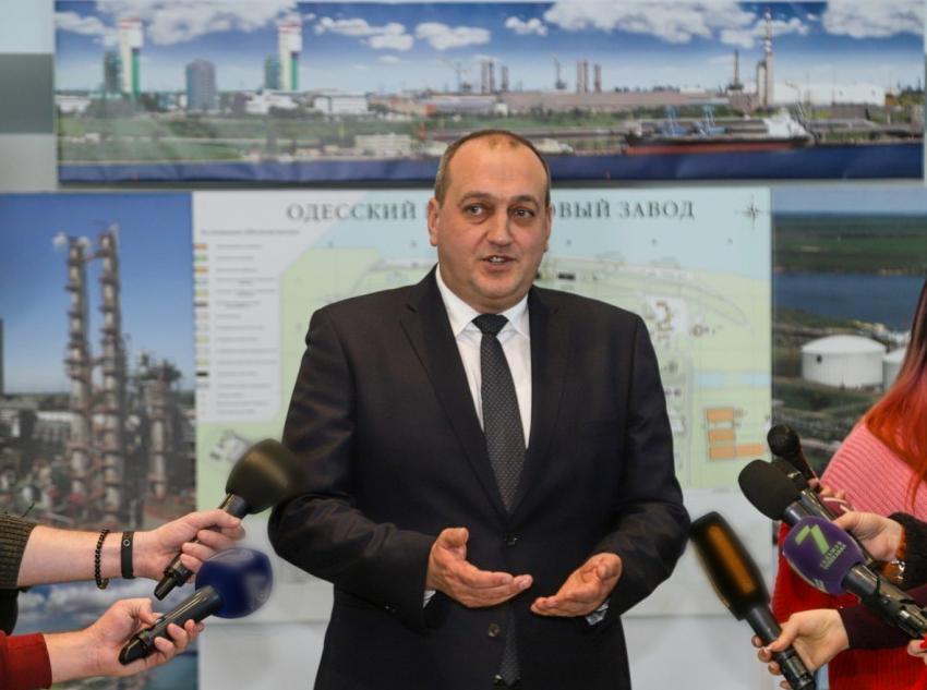 Экс-руководитель ОПЗ восстановился на должности через суд «фото»