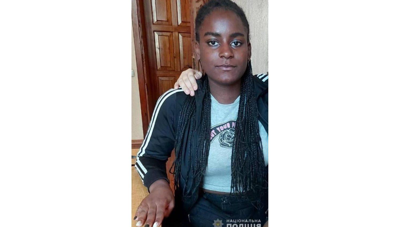 В Одессе разыскивают темнокожую девочку-подростка Обновлено «фото»